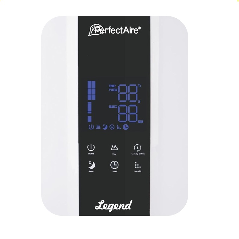 PERFECTAIRE Air Humidifier with Hygrometer AH5888- LEGEND