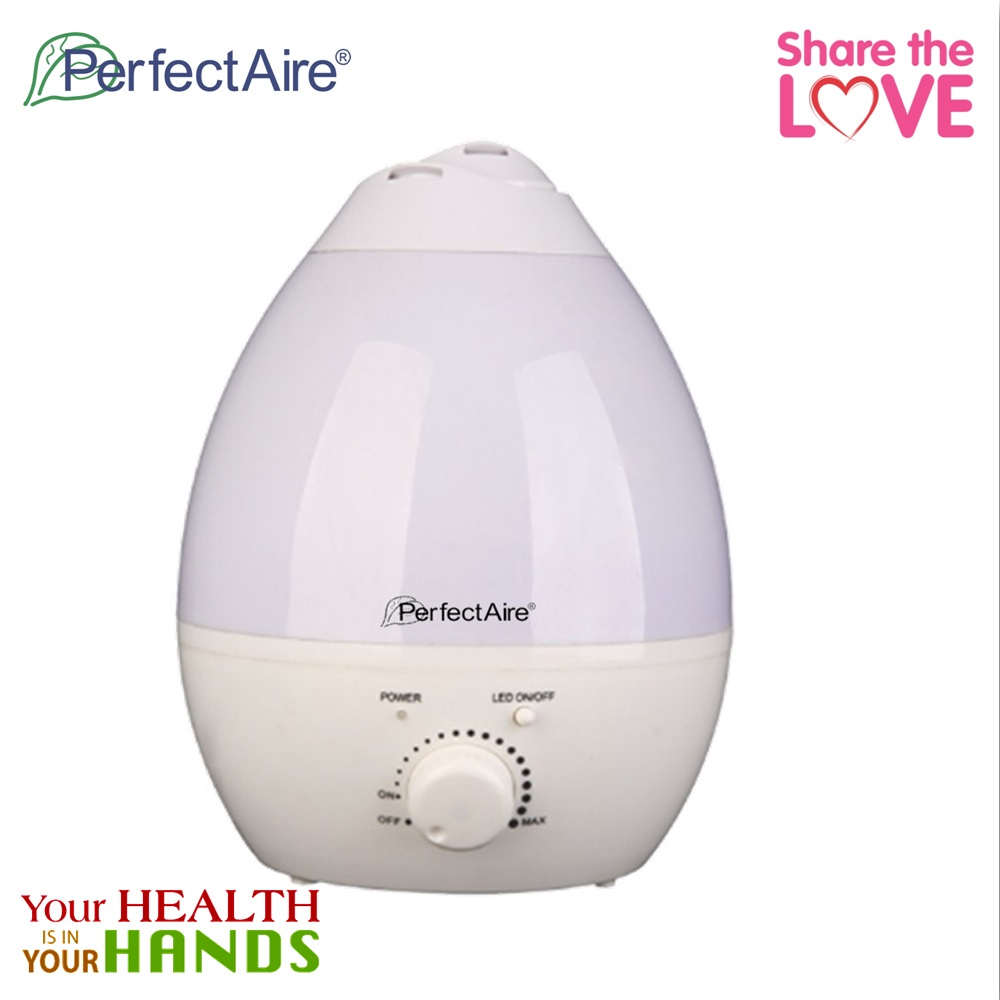 PERFECTAIRE Ultrasonic Air Humidifier AH1314 (PRO-MIST)
