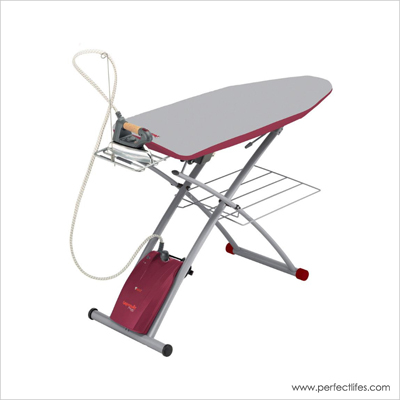 Vaporella Power System - POLTI Vaporella Power System Ironing Board